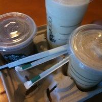 Photo taken at Starbucks by Juni on 6/24/2012