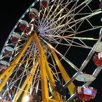 Photo taken at Florida State Fairgrounds by Jamie W. on 2/21/2012