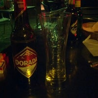 Photo taken at Cervecería Moretti by Jackie R. on 7/27/2012
