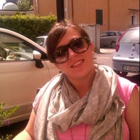 Photo taken at Viale Roma by Beatrice D. on 5/8/2012