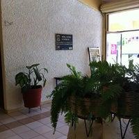 Photo taken at Escuela Normal Superior De Michoacan by Eduardo C. on 3/7/2012