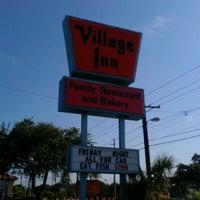 Photo taken at Village Inn by Marelica on 7/8/2012