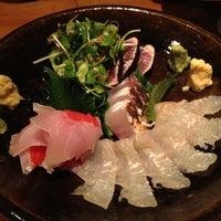 Photo taken at 瓢 Hisago by Rika I. on 5/20/2012
