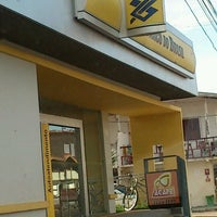 Photo taken at Banco do Brasil by Julio A. on 4/5/2012