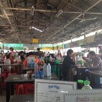 Photo taken at Thanin Market by Kittiya S. on 2/18/2012