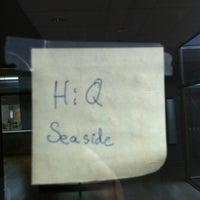 Photo taken at HiQ Seaside by Zhe on 7/4/2012