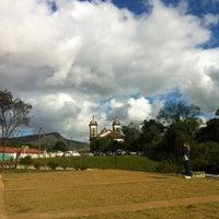 Photo taken at Terminal Rodoviário de Ouro Preto by Régis C. on 6/28/2012