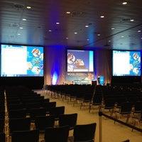 Photo taken at Centre de Convencions Internacional de Barcelona (CCIB) by Koen D. on 4/19/2012