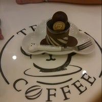 Photo taken at Teddy Coffee by Dehsi C. on 6/27/2012