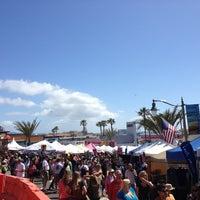 Photo taken at Fiesta Hermosa by @chrislol on 5/26/2012
