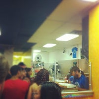 Photo taken at Pieces Pizza by the Slice by Josiah ⚓ V. on 7/28/2012