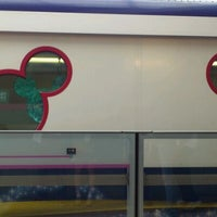 Photo taken at MTR Sunny Bay Station by sanawarasana on 5/6/2012