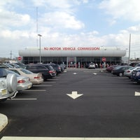 Photo taken at New Jersey Motor Vehicle Commission by Devin M. on 3/13/2012