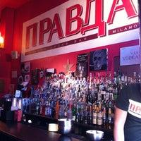 Foto scattata a Pravda Vodka Bar da Michi M. il 3/30/2012