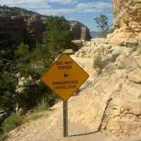 Foto tirada no(a) Grand Canyon National Park por Brian E. em 9/8/2012