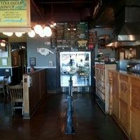 Photo taken at Potbelly Sandwich Shop by Rita K. on 7/6/2012