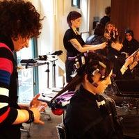 Photo taken at Arrojo Studio by Tabitha B. on 2/27/2012