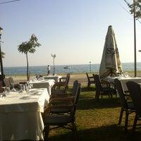 7/4/2012 tarihinde Muzafferziyaretçi tarafından Olta Balık Restaurant'de çekilen fotoğraf
