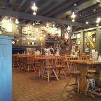 Photo taken at Cracker Barrel Old Country Store by Donald C. on 3/29/2012