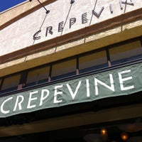 Photo taken at Crepevine by chelle d. on 5/20/2012