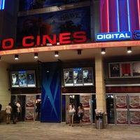 Photo taken at Yelmo Cines Plaza Mayor 3D by Antonio Jose M. on 8/4/2012