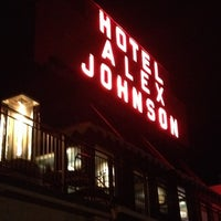 Photo taken at Hotel Alex Johnson by Heather on 8/30/2012