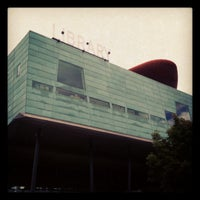 Photo taken at Peckham Library by Valentina on 8/26/2012