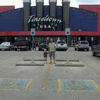 Photo taken at Cinemark Tinseltown 20 & XD by Lee Ann S. on 7/15/2012