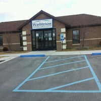 Photo taken at Washtenaw Federal Credit Union by Ricky G. on 3/4/2012