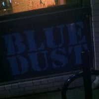 Photo taken at Blue Dust by Larissa P. on 2/7/2012