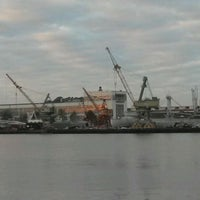 Photo taken at Baylink Ferry by Paris D. on 3/21/2012