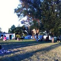 Photo taken at Kinsmen Park by Bonita S. on 8/1/2012