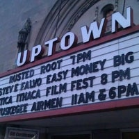Photo taken at Uptown Theatre by Joe S. on 5/9/2012