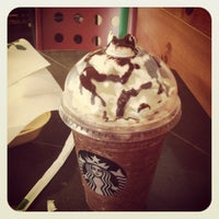 Photo taken at Starbucks Coffee by Stefani a. on 3/15/2012