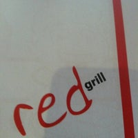 Photo taken at Red Grill by Porfirio P. on 7/27/2012