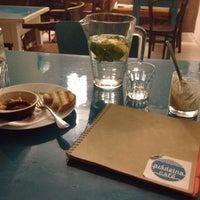 Photo taken at Prádelna Cafe by Nudula on 8/30/2012
