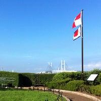 8/1/2012にbakura o.が港の見える丘公園で撮った写真