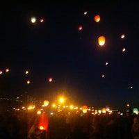 Снимок сделан в Братеевский каскадный парк пользователем Tatyana Z. 9/13/2012