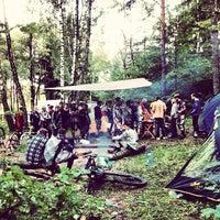 Photo taken at Горнолыжка by Anton U. on 7/21/2012