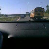 Photo taken at I-690 West by Meighan S. on 6/29/2012