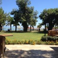 8/22/2012 tarihinde Jan E.ziyaretçi tarafından Akka Antedon Hotel's Beach'de çekilen fotoğraf