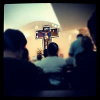Photo taken at Iglesia Santo Domingo Savio by Carlos E. on 6/13/2012
