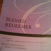Photo taken at Glasgow Reformed Presbyterian Church (GRPC) by Jack T. on 3/8/2012