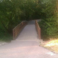 Photo taken at Wolf River Trails by Adam D. on 8/10/2012