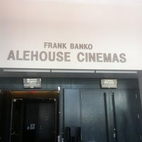 Photo taken at Frank Banko Alehouse Cinema by Dave G. on 7/26/2012