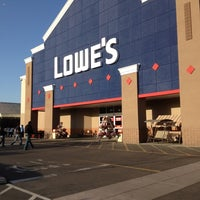 Photo taken at Lowe's Home Improvement by Jennifer W. on 5/15/2012