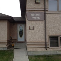 Photo taken at Alumni House by Maxine C. on 6/3/2012