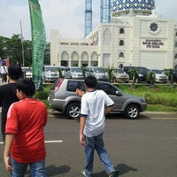 Photo taken at Andalusia Islamic Center by dapeid on 5/18/2012