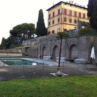 Photo taken at Golf Club Castel Gandolfo by Dott M. on 2/19/2012