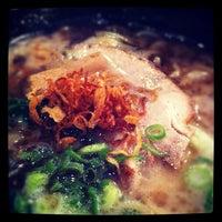 3/31/2012にTimothy P.がRamen Jinyaで撮った写真